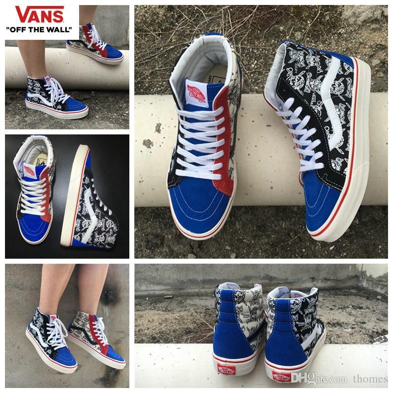 vans shoes quiz