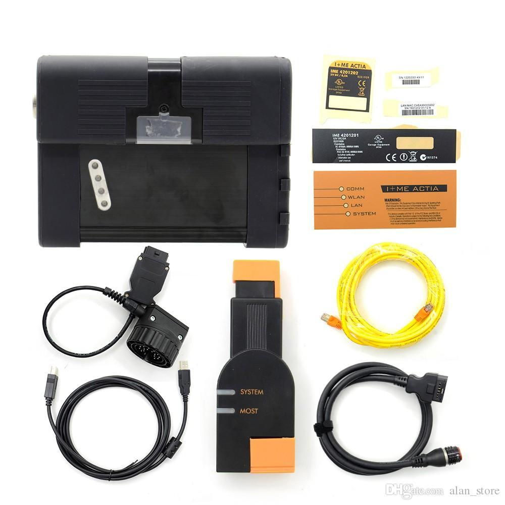 Для BMW ICOM A2 B C для диагностики bmw ICOM A2 PLUS B C для BMW Диагностическое программирование ICOM A2 + B + C
