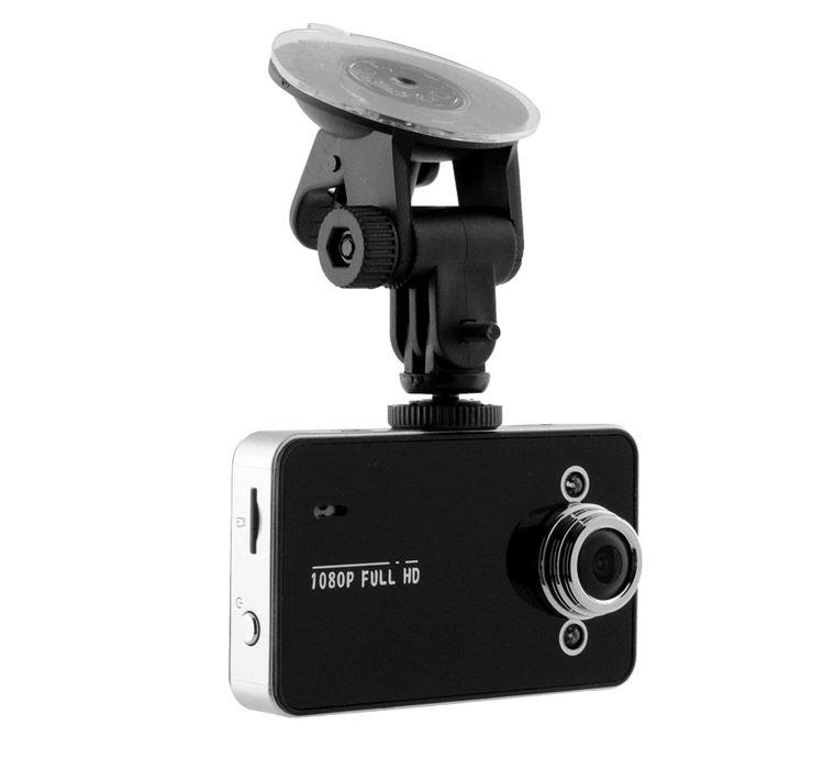 NEUES Auto DVR K6000 130W 2.7inch 1080P Volle HD LED Nacht Recorder Armaturenbrett Vision Veicular Kamera Dashcam Carcam Video Registrator Auto DVRs