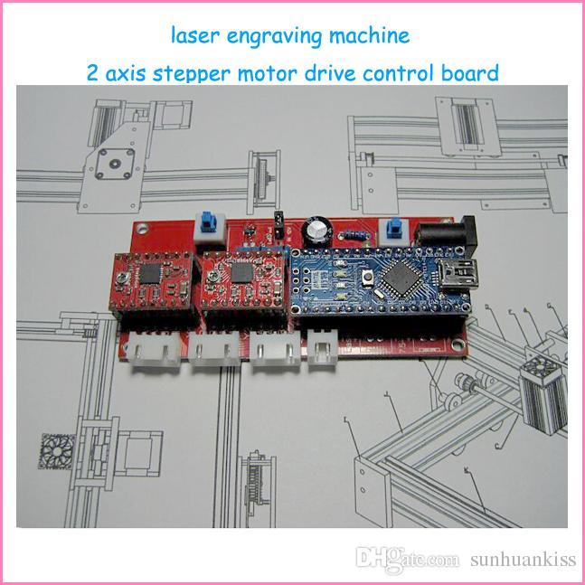 2018 grbl control board diy laser engraving machine micro 2 axis rh dhgate com Green Laser Wiring-Diagram Laser Schematic Diagram