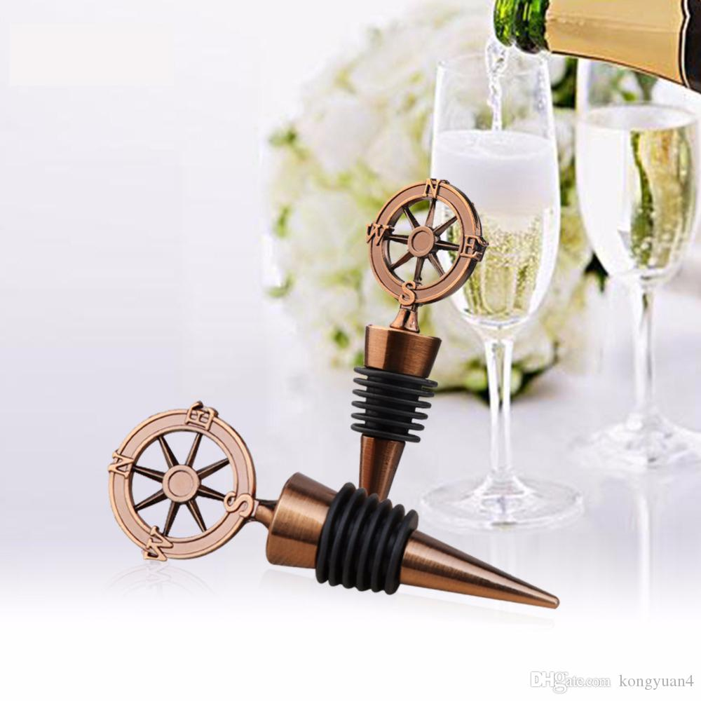 2018 Wedding Souvenirs Wine Collection Alloy+Plastic Fresh Gifts ...