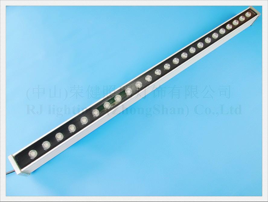 Elevata potenza 24W LED Wall Light Lampada Lampada LED LED Colorazione Light Light Light Light AC85-265V RGB CW WW R Y B G 24D 24W