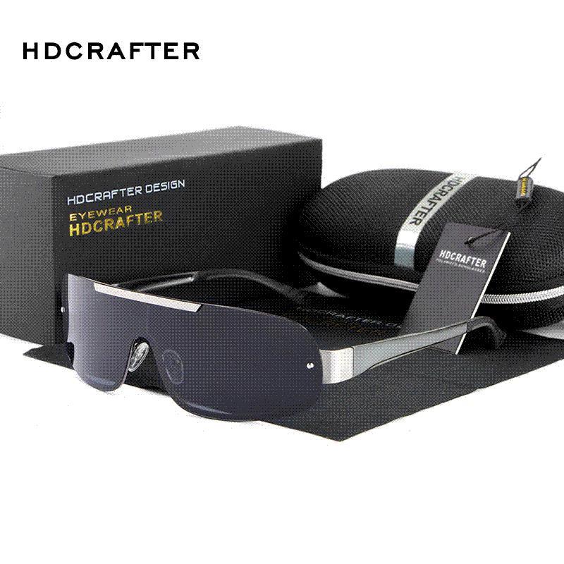 a6a53599f6e19 Compre Óculos De Sol Esportivos Com Uv400 Proteção Óculos De Sol De Design  De Marca Óculos Polarizados Homem Oculos De Sol Frete Grátis De Yuankun, ...