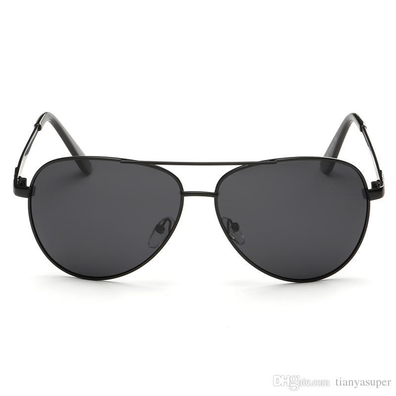Fashion Sunglasses Men Polarized Sunglasses Men Driving Frog Mirrors ...