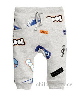 cf86265df Wholesale Hot Selling Baby Boys Fashion Casual Cartoon Trousers Allover  Printed Cozy Harem Long Pants for Kids 18M - 6T Baby Boys Cartoon Trouser  Online ...