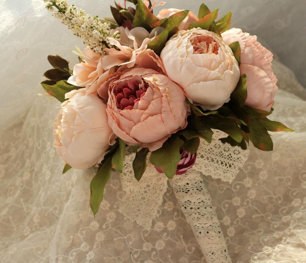 Birbirinden Güzel Düğün Buketleri