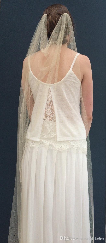 Brides için Sevimli Tarak Altın Gelin Veils Aksesuar 'Oxford'un' Hayta Veil Bohemian Renkli Maske ile Zarif Dökümlülük Düğün Veil Kişiselleştirilmiş