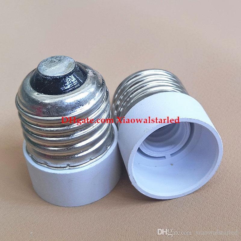 E14 bis E27 Feuerfestes Material Lampenhalter Konverter Sockel Niedrige Art Adapter Umwandlung Glühlampe e14 Lampenfassung e27 Lampenfassung