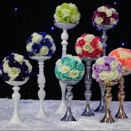 Wedding decoration flower stand candle holder