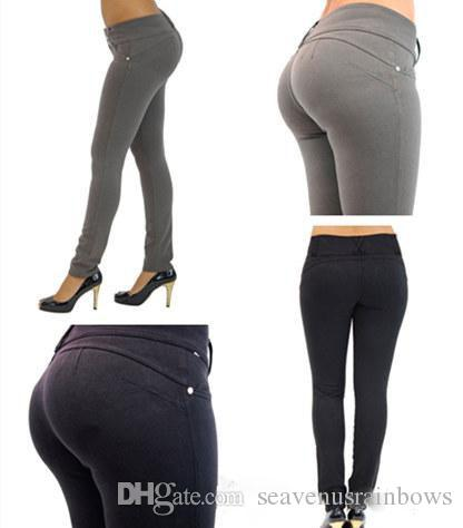 Women's Leggings Online Sale Best Quality Slim Fitness Women Hip ...