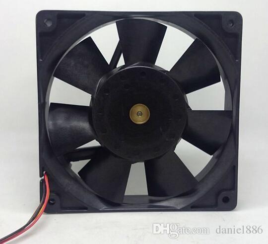 SANYO 12V 0.53A 120 * 120 * 25 109P1212MH407 Ventilateur 4 fils