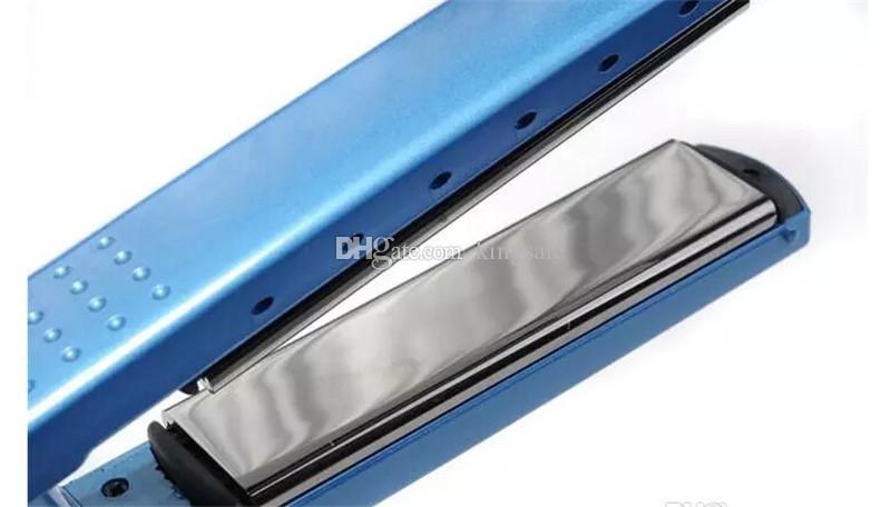 높은 품질 프로 450F 1/4 아기 liss 플레이트 클래식 머리 직선 교정 철 DHL 무료 빠른 배송