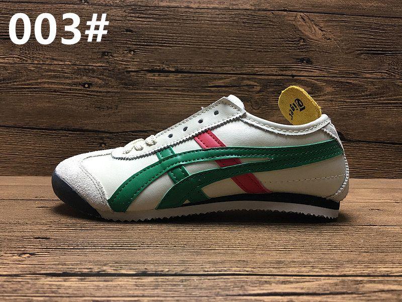 asics tiger hombres zapatillas