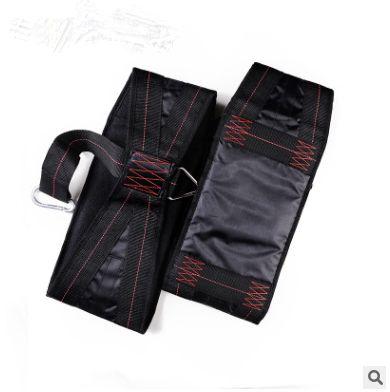 En vente en plein air / gym / home fitness équipement d'exercice exercice bandes de résistance suspendus sangles de ceinture bras abdomen renforcer la tension