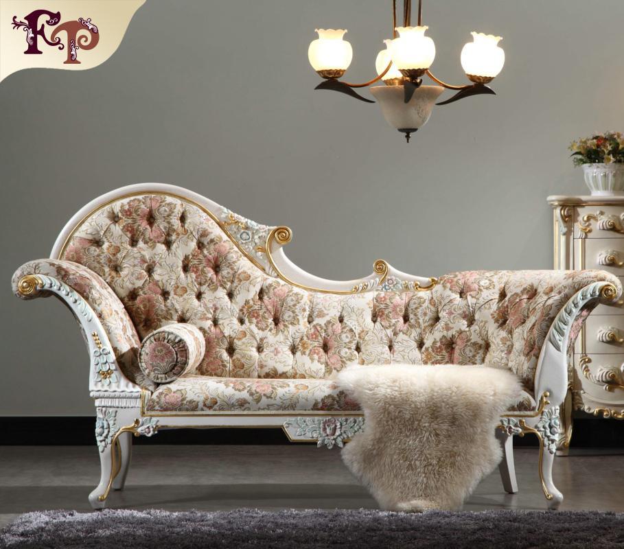 Compre Versalles Chaise Lounge Muebles Clásicos Franceses, Muebles ...