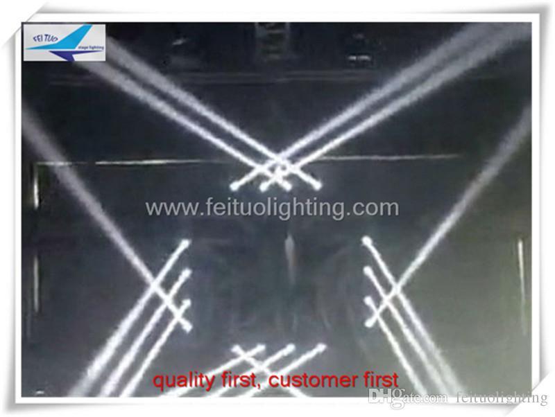 Mini White LED DMX 4 Head LED Bar Moving Head Light