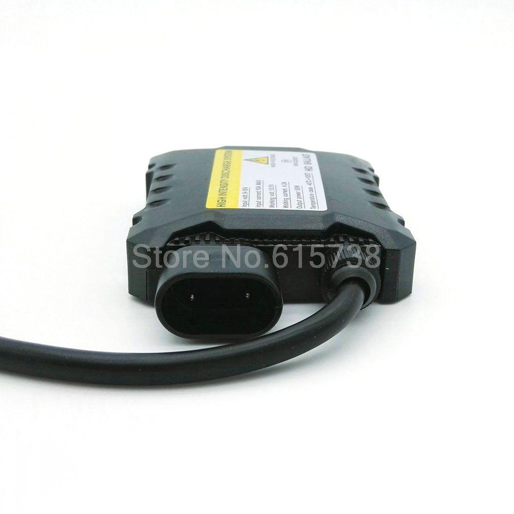 35W HID Motorcycle Bulb Headlight SLIM HID Conversion Kit H3 H4-1 H7 H9 H11 H8 H1 9005 9006 880 881 HB3 HB4 H6 H6M