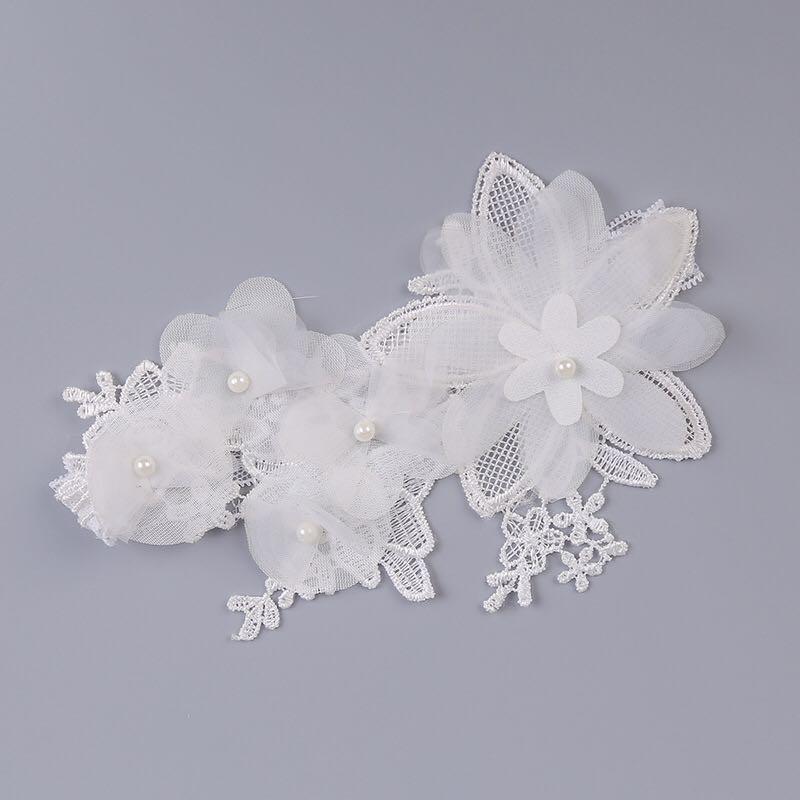 Gelin Jartiyer Garters Dantel Prenses Lap Yüzük Düğün Aksesuarları Bacaklar Set Avrupa Ve Amerikan Tarzı Ücretsiz boyutu