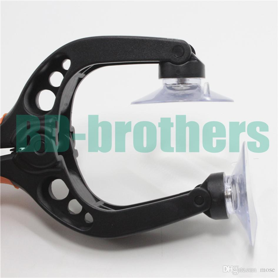 Cellphone LCD Screen Suction Cup Plier Opener Tool Disassembly Suction Cups Clamp Repair Tools for iPhone 4 6 7 8 X XR Plus