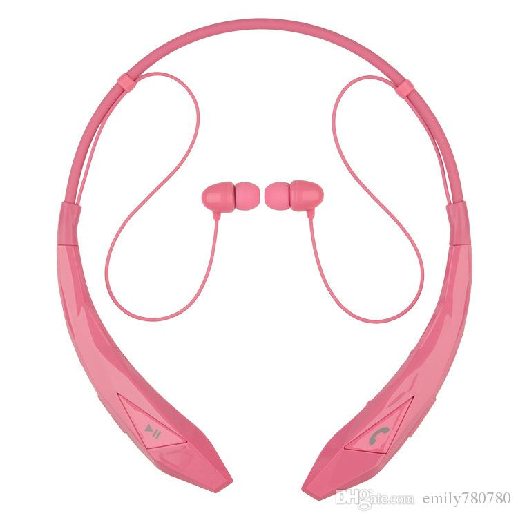 wholesale china HBS 902 TONE Stereo sports Headphone wireless Bluetooth Earphone Music For LG iPhone Samsung smart phone with retail box