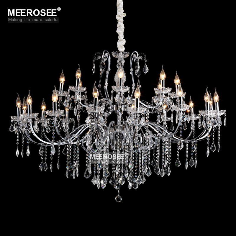 Top k9 crystal chandelier modern large indoor chandeliers lamps top k9 crystal chandelier modern large indoor chandeliers lamps light 24 arms lustre lighting fixtures for kitchen living room k9 crystal chandelier large aloadofball Images