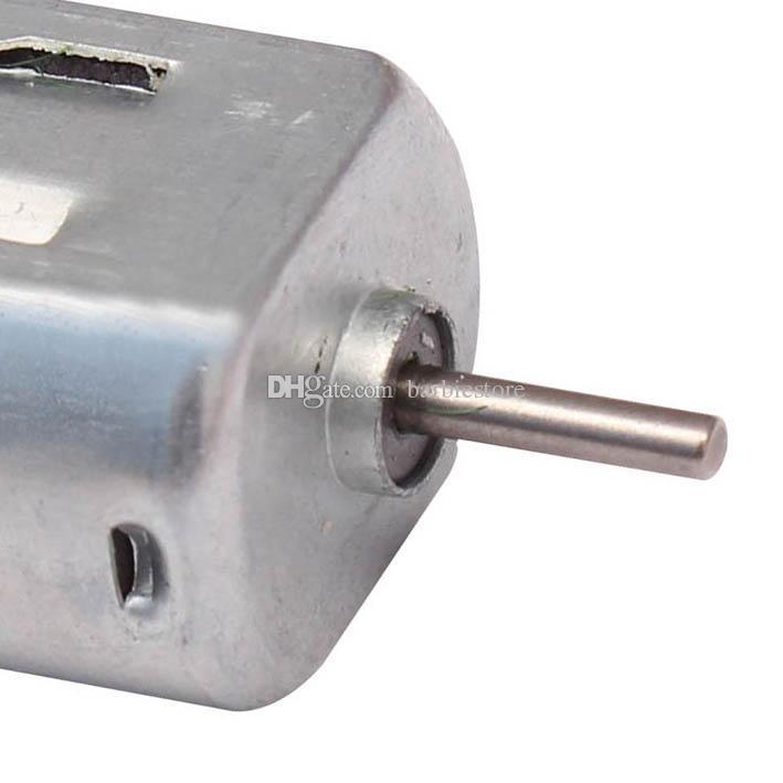 1v-6v dc hobby moteur mini moteur jouet moteur dc type 130 pour robotique zzb00368