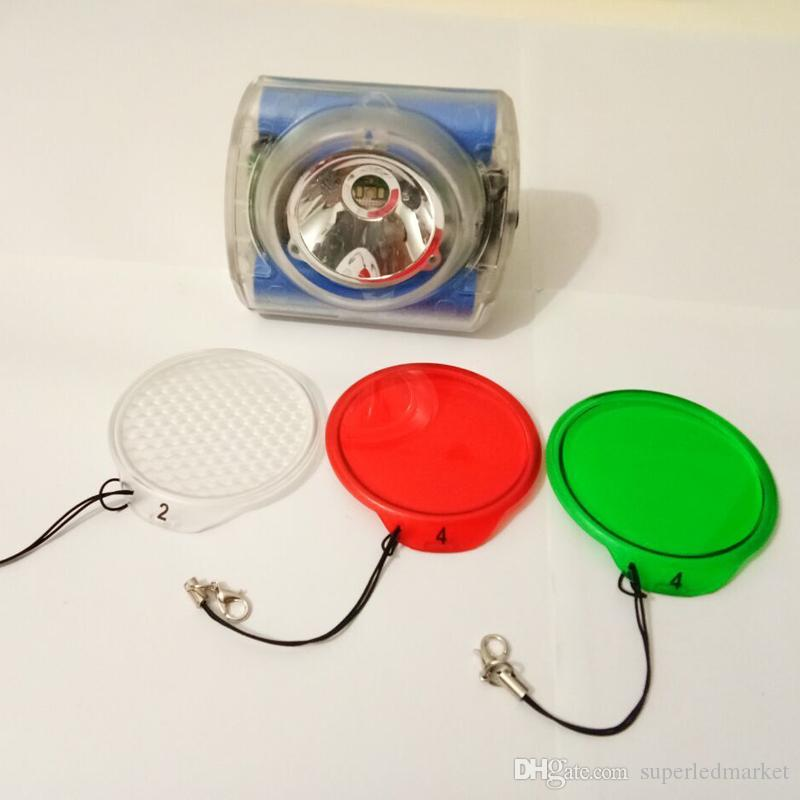USB Charging LED Miner Headlamps, KL4.5LM Mining Light, 4.4mAh capacity, 10hrs, Waterproof IP68 diving water 15m