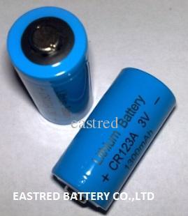 CALIENTE 400 unids / lote 3 v CR123A Batería de litio no recargable Photo 123 CR123 DL123 CR17345