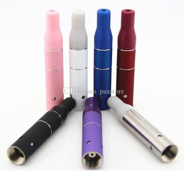 AGO G5 erva Seca atomizador para atrás bateria ego Herb Cera Seca Vaporizador Mental Pen Estilo Tanques vaporizadores caneta cigarro eletrônico DHL Livre