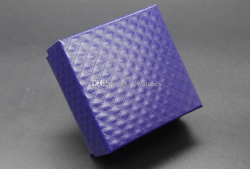 Casos de Jóias por atacado Display Cardboard Colar Brincos Pulseira Anel Conjuntos de Caixa de Embalagem Caixa de Presente de Venda Barato com Esponja Frete Grátis