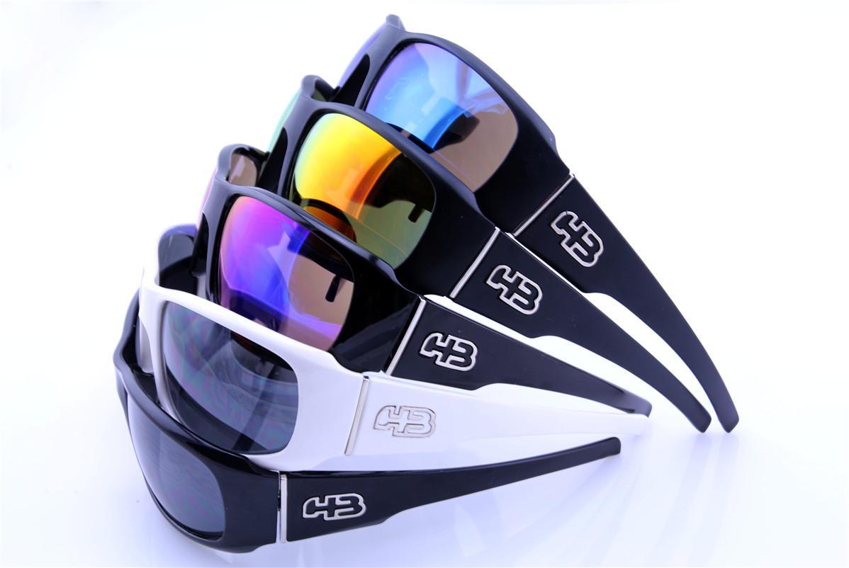 371ecc65bd5a8 Compre Noticias HB Brand Designer Hot G Tronic GAFAS Hombres Outdoor  Activitie Gafas Gafas De Sol Deportivas Oculos De Sol A  7.11 Del Jerrycai    DHgate.Com