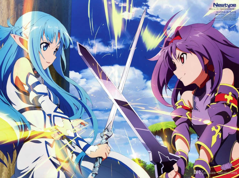 Sword Art Online SAO Anime Characters Sexy Girl Asuna
