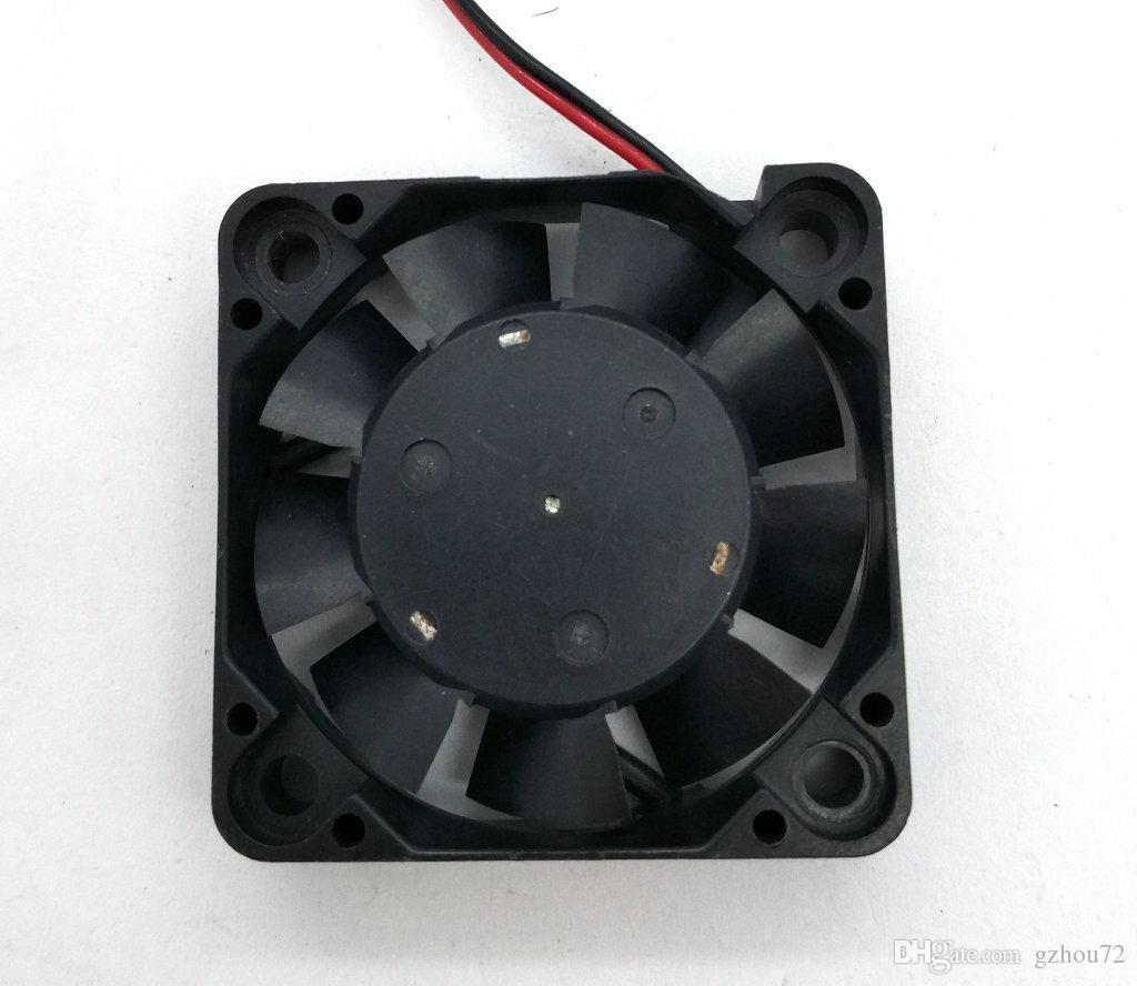 Original NMB 1604KL-01W-B40 40*40*10MM 5V 0.16A 4cm 2 Lines Computer harddisk cooling fan