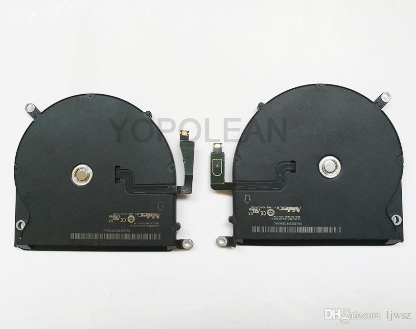 For Macbook Pro Retina A1398 Fans CPU Cooling Fans Set Mid 2012 Early 2013 Left&Right 923-0092 923-0091