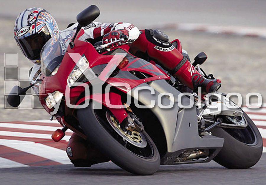 CBR1000RR CBR 1000 RR 04 05 2004 2005 için Fairing Injection RED F5112A