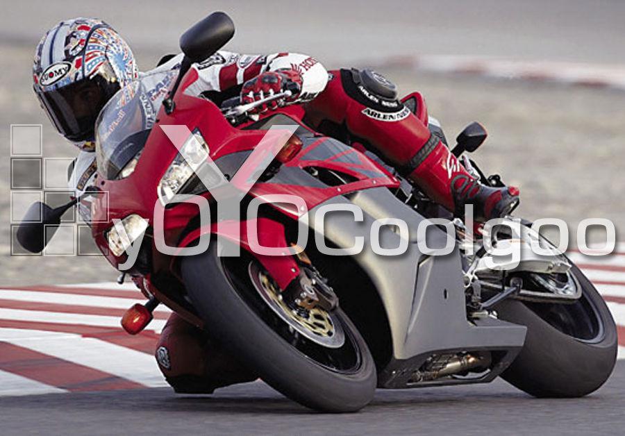 Für CBR1000RR CBR 1000 RR 04 05 2004 2005 Verkleidung Einspritzung ROT F5112A