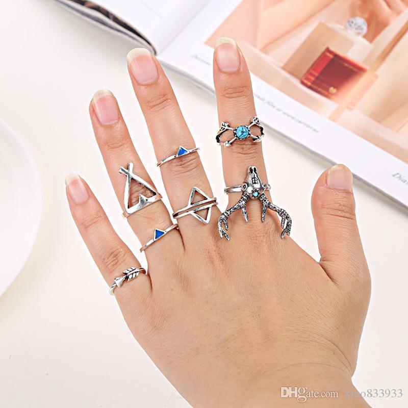 많은은 도금을 판매하는 덮개를 판매하는 도매 제조자는 고대 방법 반지가 고품질 합동을 특색 짓는 오래되는 복구를한다