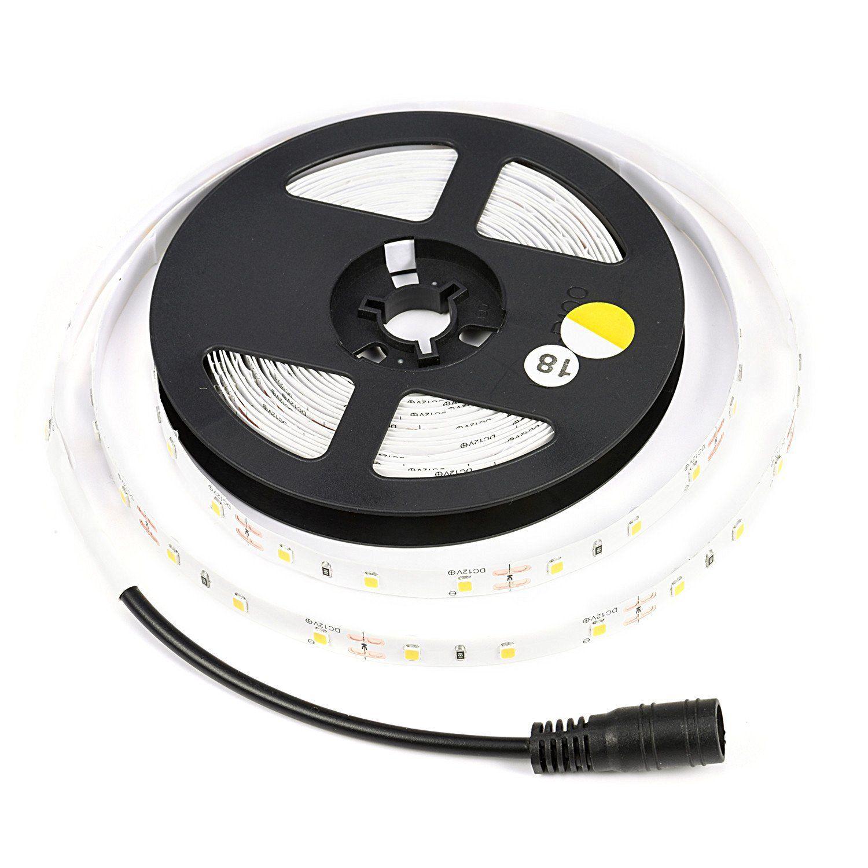 SMD 2835 RGB Светодиодная лента 300 светодиодов / 5M Новогодняя лампа на ленту для струнных ламп Ярче, чем 3528 3014 Более низкая цена 5050 5630 Лента