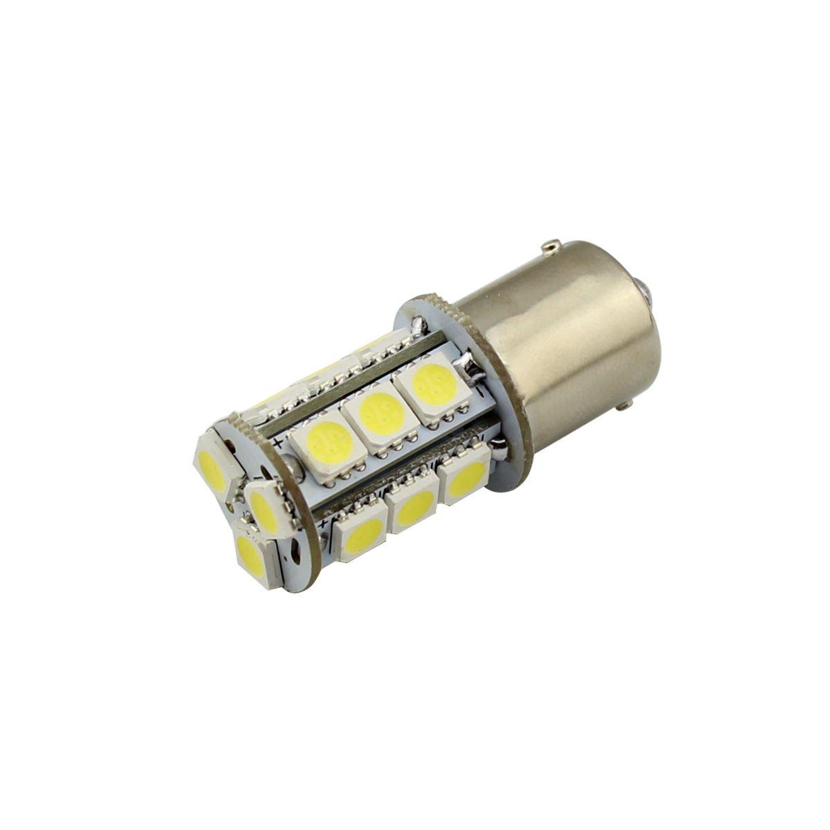 1156 1157 Turn Lights Car Lamp Dc 12 Volt Smd 5050 18leds 3w High