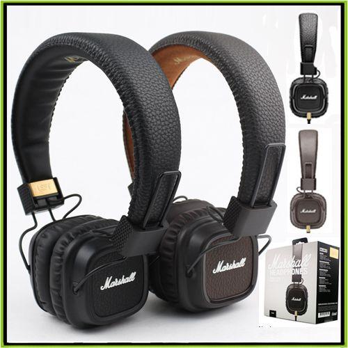 Acquista Marshall Major II Cuffie Con Microfono Good Bass DJ Hi Fi Cuffie  HiFi Cuffie DJ Monitor Cuffie VS Wireless Studio 2.0 A  22.92 Dal Refly  9e6d702bbcaf