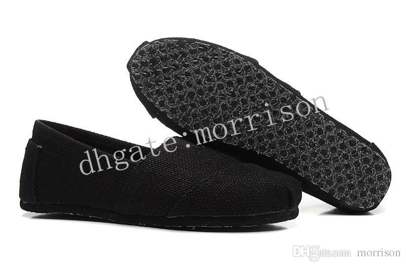 Großhandelsmarken-beiläufige Schuhe Männer-Leinenschuh-Frauen und Mann-Segeltuch-Schuhe natürliche leinene Freizeitschuhe Umweltschuh