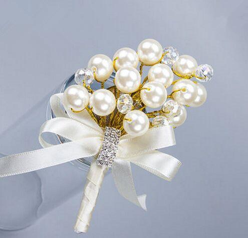 2018 white flower corsage wedding boutonniere elegant bridegroom 2018 white flower corsage wedding boutonniere elegant bridegroom decoration wedding favors wedding flowers pearl flower from zf89097 2714 dhgate mightylinksfo