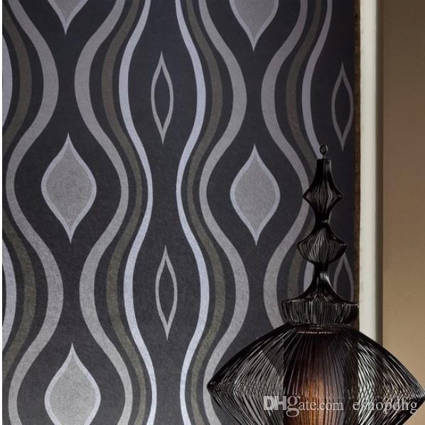 SPECTACULAR Deal on Brown Beige Diamond Sea Shells Wallpaper ...