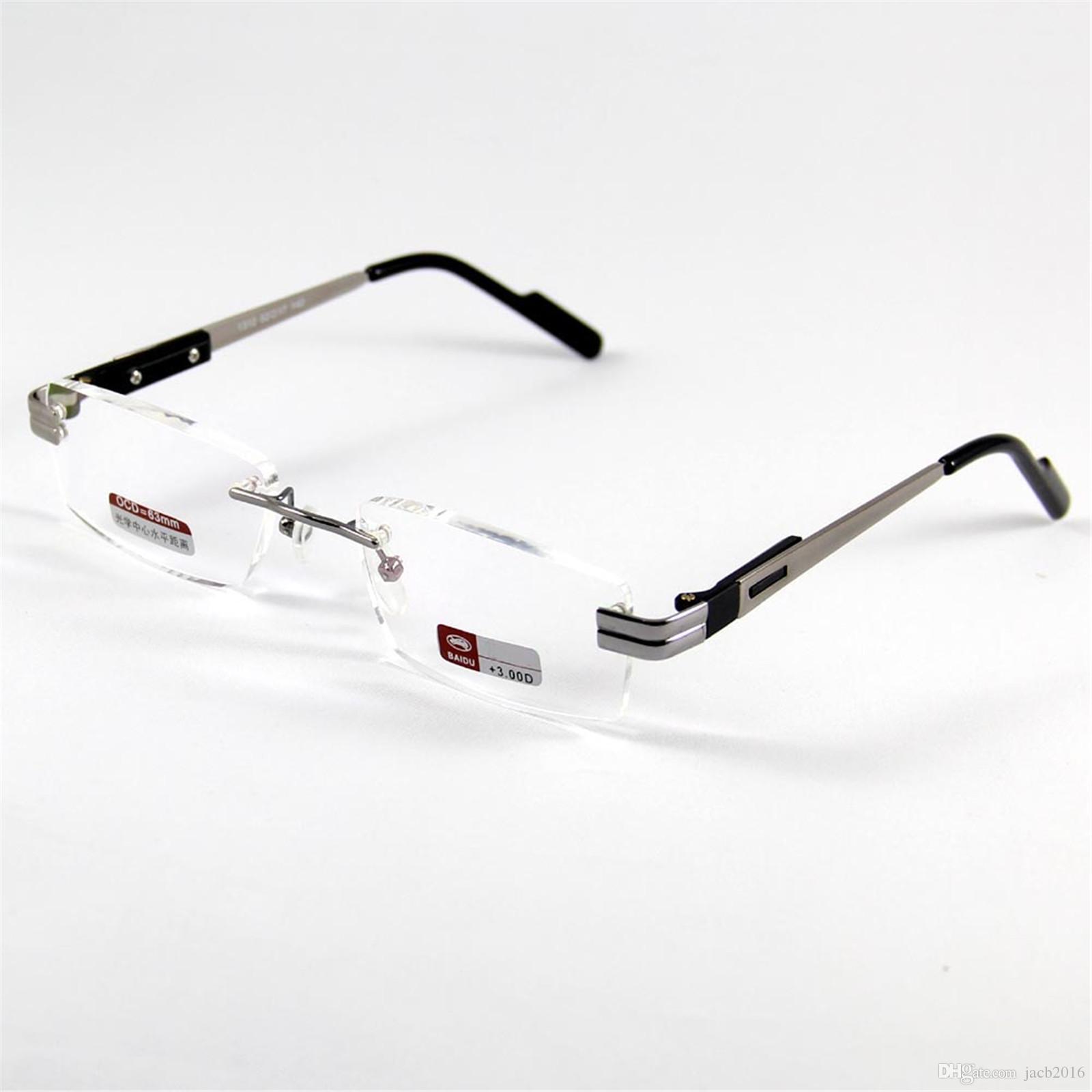 Großhandel Clearr Lesebrillen Brillenfassungen Brillen Fashion Grau ...