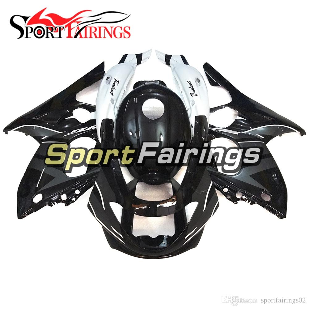 Injection New Fairings For Yamaha YZF600R Thundercat 1997 - 2007 Silver  Black White Complete Motorcycle Kit ABS Fairing Plastics Covers