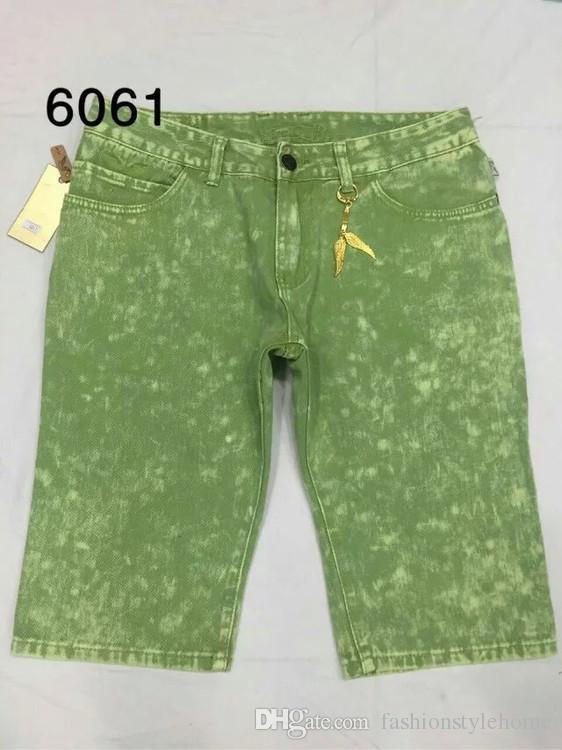 Berühmte Gezeiten Mens Fashion Robin Jeans Sommer Robin Kurze Jeans Hosen Rock Revival Religion Jeans Für Mann Designer Parfüm