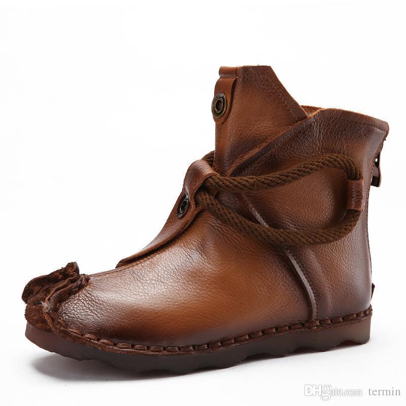 Femmes Mode Chaussures Chaussures givrés Bottes de neige, mode Chaussures Femme Chaussures givrées Bottes De Neige,rouge,39