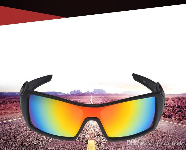 ركوب الدراجات ييويرس الرجال الدراجات شعار نظارات موك = تسلق الرجال التزلج في الهواء الطلق الرياضة UV400 حماية النظارات الشمسية لنمط