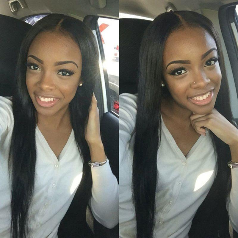 7a Decent Quality Soft Eurasian Hair Weaves Silky Straight