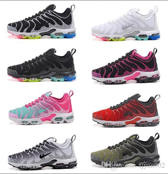 sale manchester great sale High Quality Womens Sneakers Shoes Classic Tn Running Shoes Black Red White Sports Trainer Air Cushion Surface Breathable Casual Shoes free shipping clearance footlocker finishline cheap price cheap finishline sale perfect wGb798